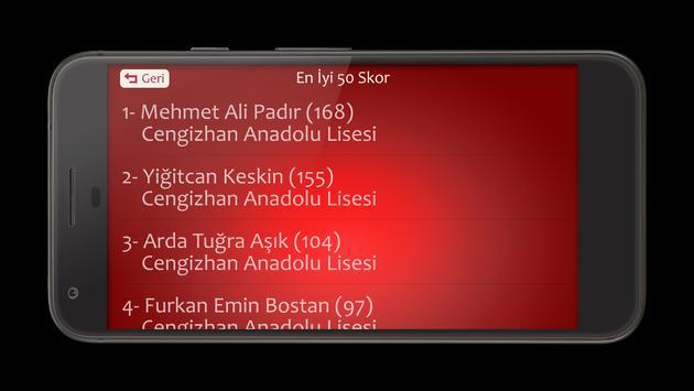 Harbigel - Harita Bilgi Oyunu screenshot 2