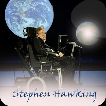 Stephen Hawking PHD Thesis poster