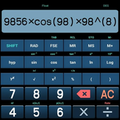 Calculatrice Scientifique icon