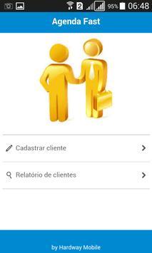 Agendinha apk screenshot