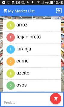 My Market List screenshot 6