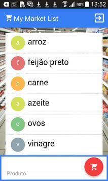 My Market List screenshot 7