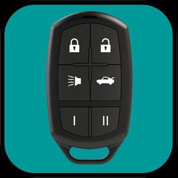 Car Remote Key Control prank apk screenshot
