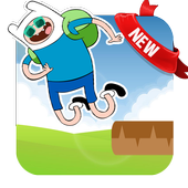 Adventure : Finn Jumping Time icon