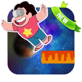 Steven : Jumping Steve In The Universe icon