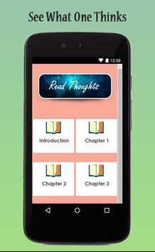 How To Read Thoughts apk screenshot