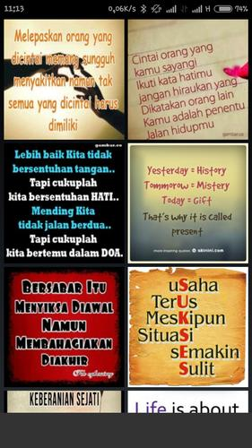 Kata Kata Indah Mutiara Für Android Apk Herunterladen