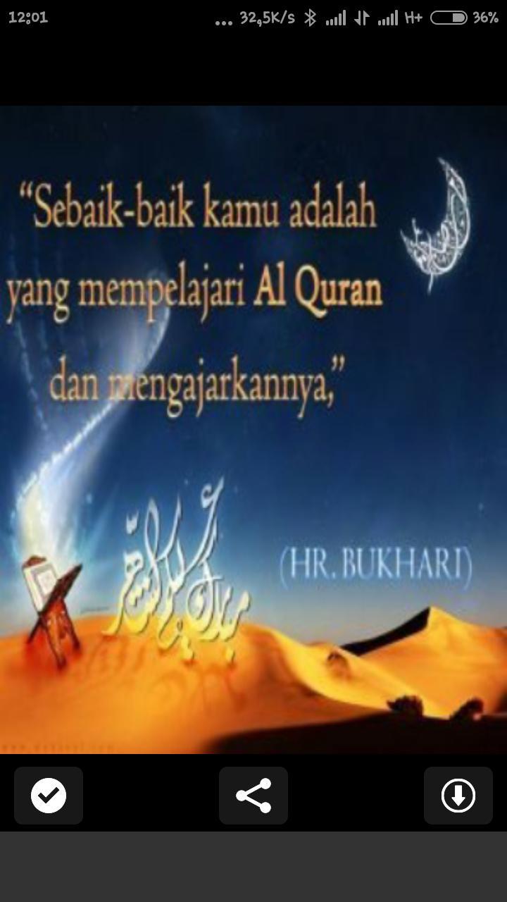 Kata Kata Indah Tentang Al Quran