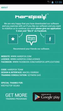 HardFox™ FitnessPack apk screenshot
