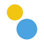 Blue Avoid icon