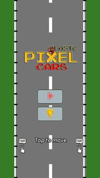Clasic Pixel Cars screenshot 1