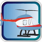 Clasic Hard Copter icon