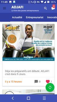 ADJAFI poster