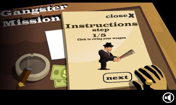 Gangster Mission Classic screenshot 2