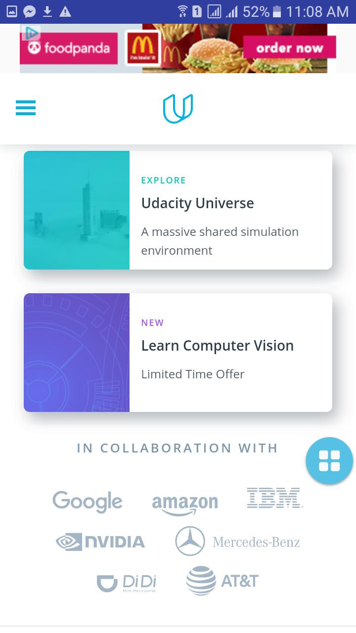 Udacity Learning App for Android - APK Download