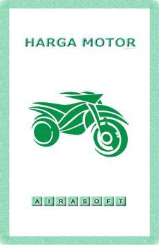 Harga Motor poster