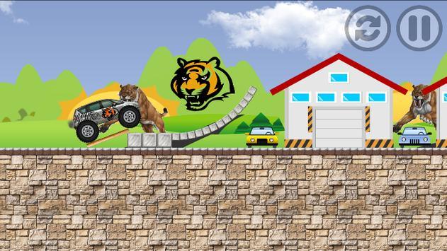 Harimau Cars screenshot 3