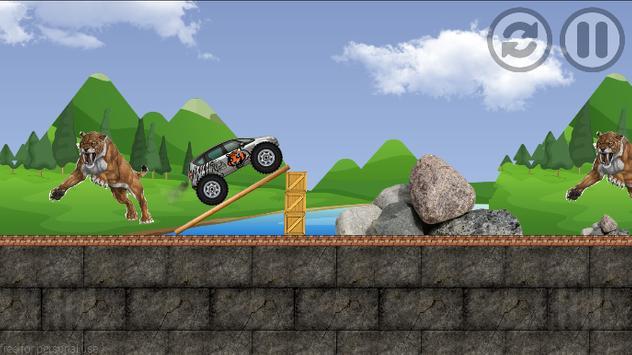 Harimau Cars poster