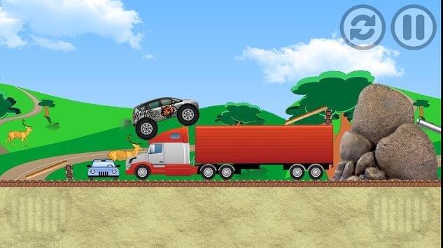 Harimau Cars screenshot 1