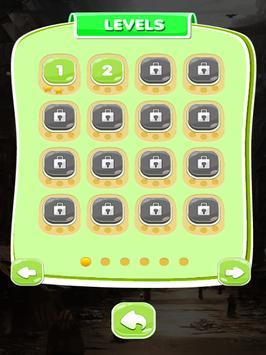Superhero Links Bomb Game screenshot 1