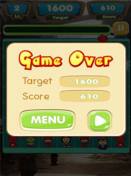 Superhero Links Bomb Game screenshot 3