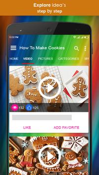 How To Make Cookies poster