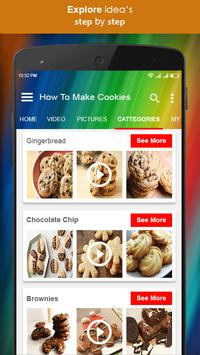 How To Make Cookies screenshot 1
