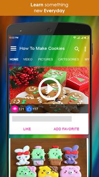 How To Make Cookies screenshot 5