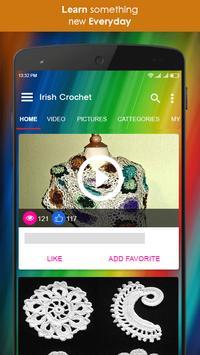 Irish Crochet screenshot 5