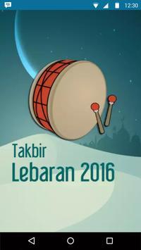 Mp3 Takbir Lebaran 2016 Full poster