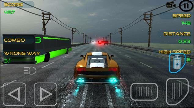 Turbo Racer 2017 HD screenshot 2