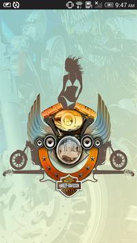 H-D Euro Festival  2015 poster