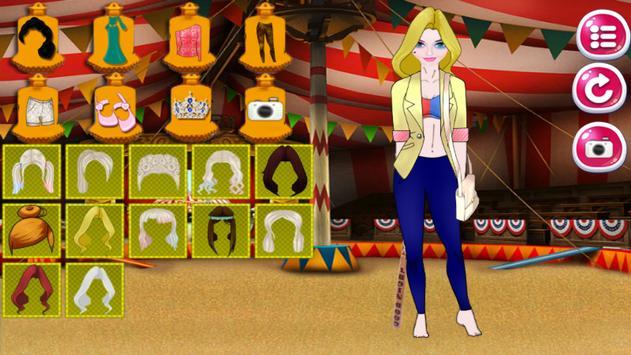 Harley Dress up Quinn Costume screenshot 3
