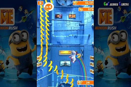 Tips For Despicable Me Minion Rush poster