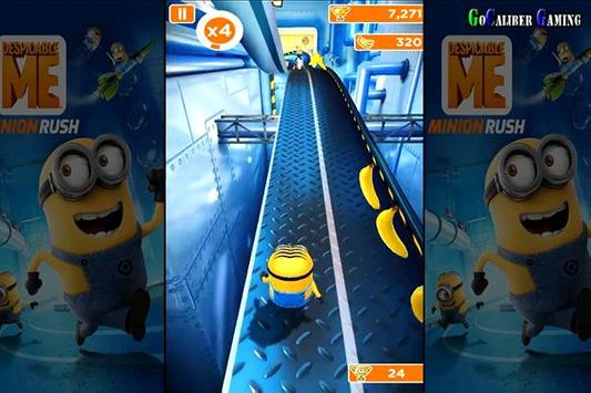 Tips For Despicable Me Minion Rush screenshot 1