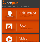 Hairplus Mobile icon