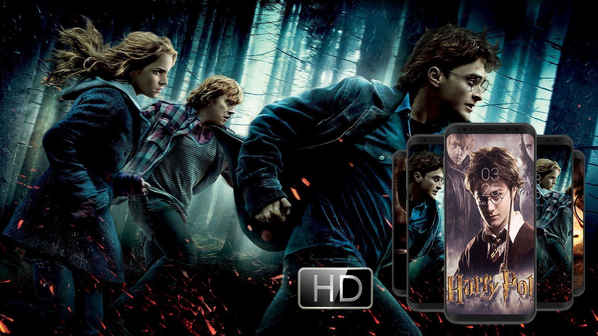 Harry Potter 2018 Hd Wallpapers For Android Apk Download
