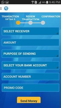 RemitGuru App screenshot 2
