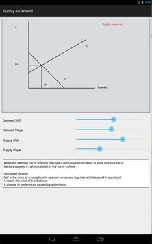 Economics 4 Tablet screenshot 4