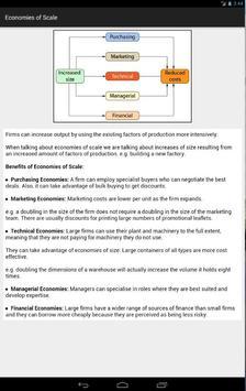 Economics 4 Tablet screenshot 2