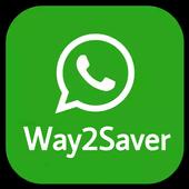 Way2Saver icon