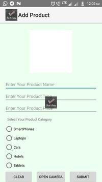 Best Choice - Product Management screenshot 1