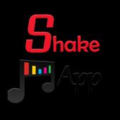 Shake Player App icon