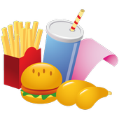 Lucky Dish- choosing from Breakfast, Lunch, Dinner icon