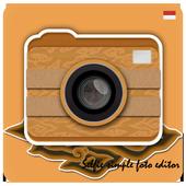 Editor Foto Selfie Simple icon