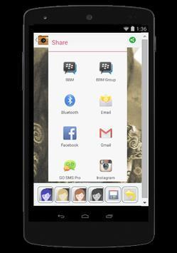 Editor Foto Selfie Simple apk screenshot