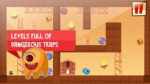 Square Ninja apk screenshot