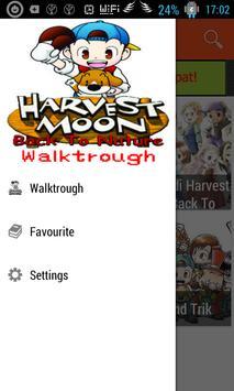 Walkthrough Harvestmoon BTN poster