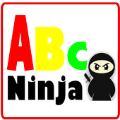 Abc (ninja heli puzzle match) icon