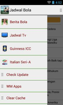 Jadwal bola apk download free sports app for android apkpure jadwal bola poster stopboris Image collections